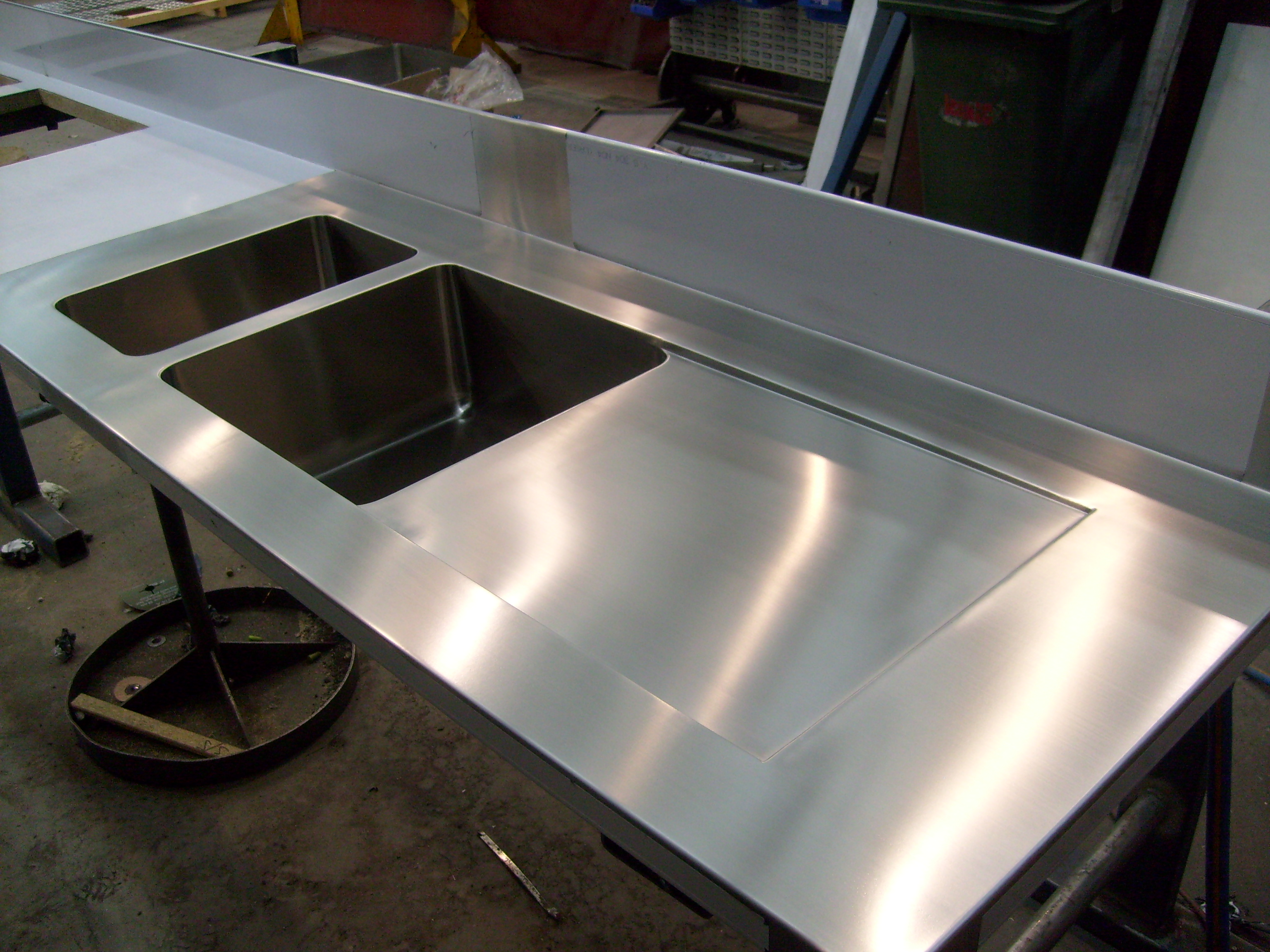 Buy a Commercial Stainless Steel Sink or Bowl in Melbourne
