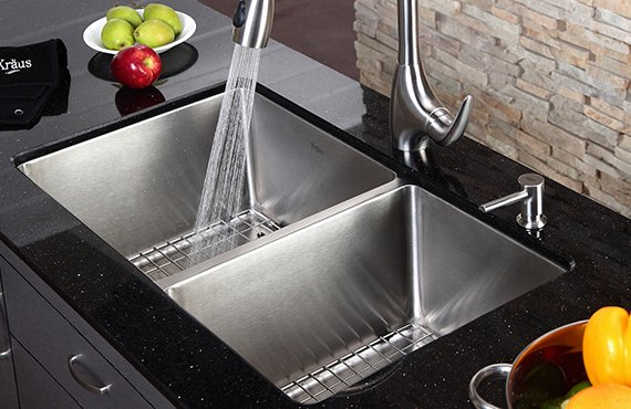Stainless Steel Sinks & Bowls